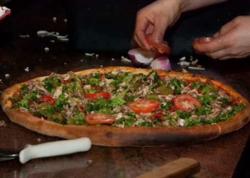Bravo Kosher Pizza - Chef's Gallery